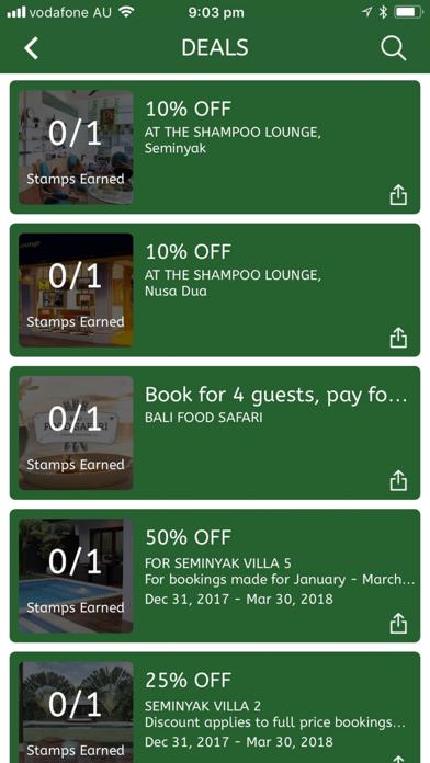 Bali Buddies screenshot two