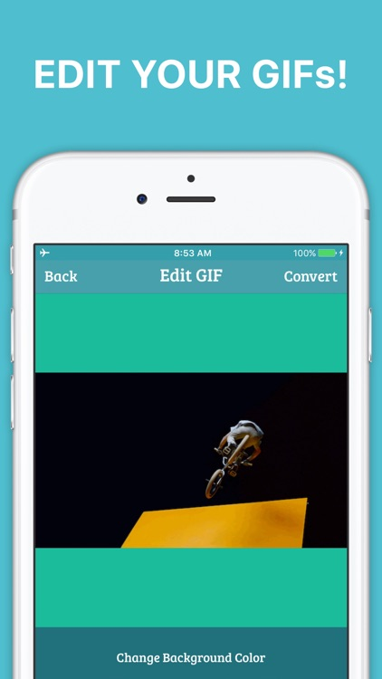Gif Post - Share GIFs as Video