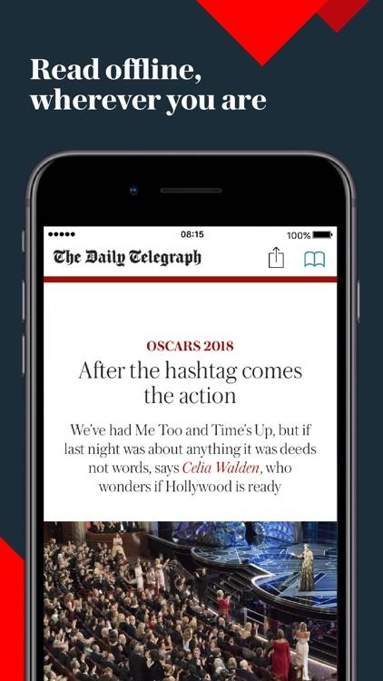 Telegraph Newspaper Edition screenshot-3