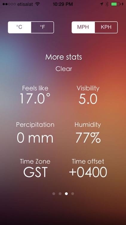 أحوال الطقس screenshot-3
