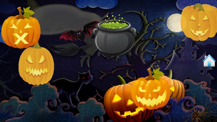 Halloween for Toddlers ! game screenshot-3