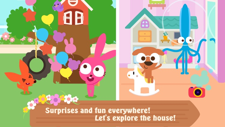 Papo Town: Sweet Home-For Kids