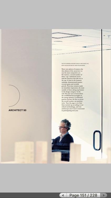 Architect Magazine Reader screenshot-4