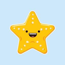 Starfishmoji - Starfish Emoji
