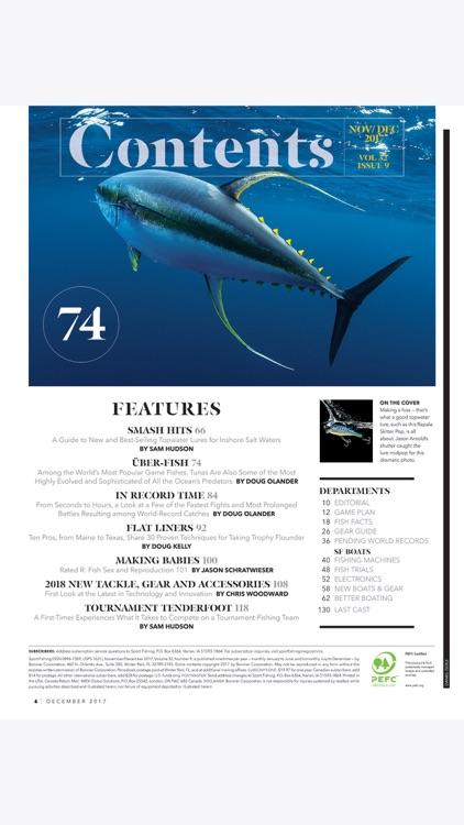 Sport Fishing Mag
