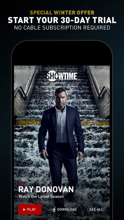SHOWTIME: TV, Movies and More screenshot-0