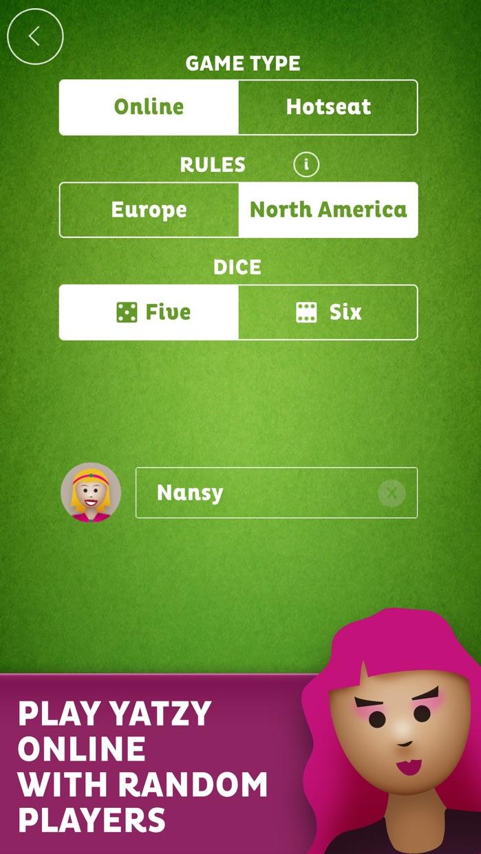 Yatzy Screenshot