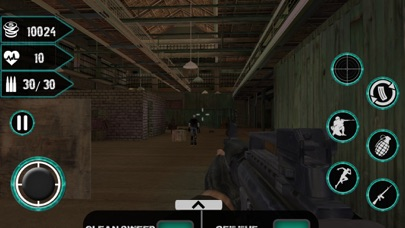 Zombie War 3D - Zombies Arena screenshot four