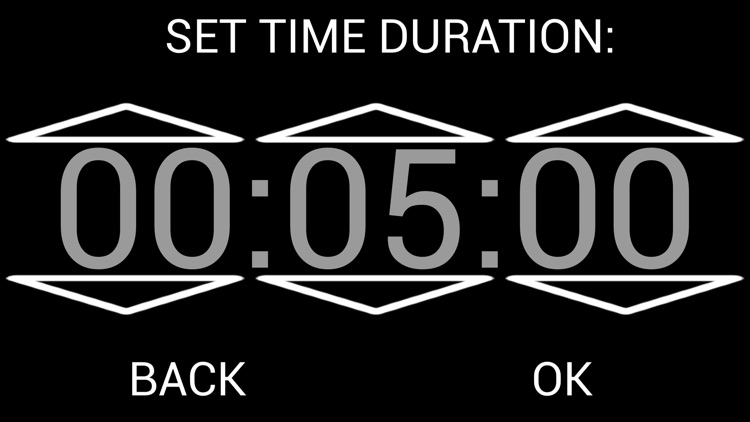 Talk Timer Clock - Full Version screenshot-2