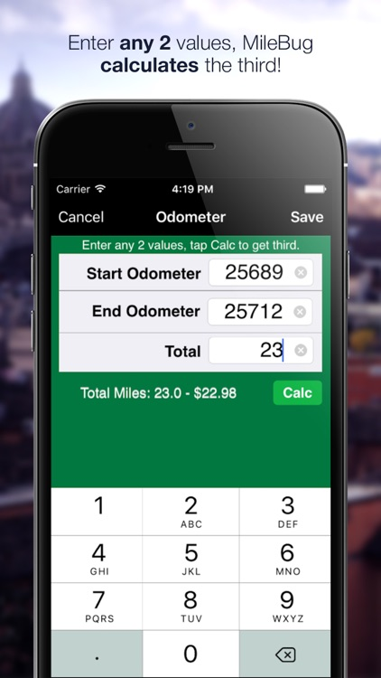 MileBug - Mile Tracker & Log screenshot-4
