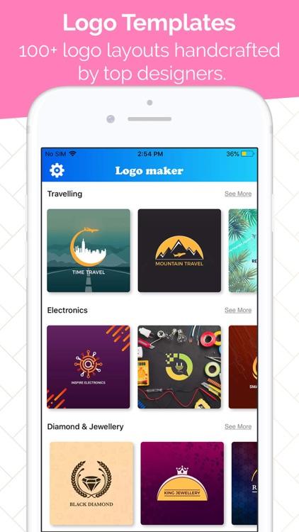 Logo Maker, Logo Design screenshot-3