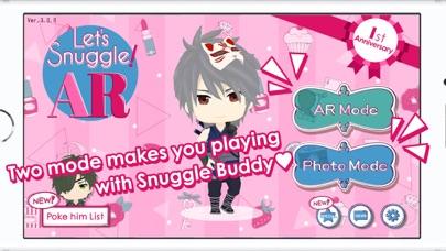 Let's Snuggle! AR screenshot one
