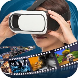 360 VR Video Player 3D
