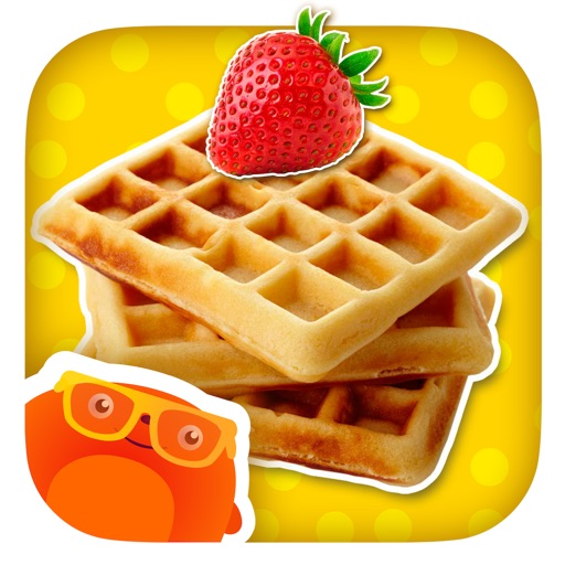 Kid Safe Flashcards - Food iOS App