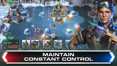 Command & Conquer: Rivals PVP Screenshots