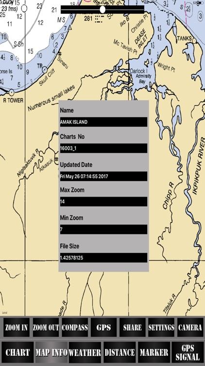 Florida USA Nautical Charts