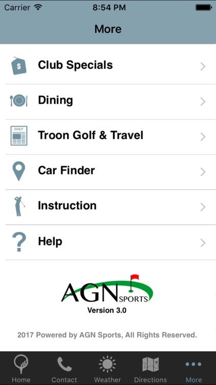 Ashwood Golf Course screenshot-4