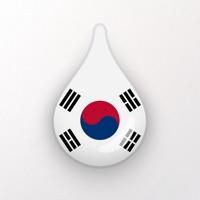 Learn Korean language - Drops