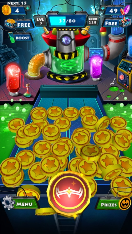 Definite Carnival - Coin Dozer screenshot-3