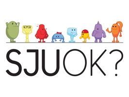 SJUOK? Stickers