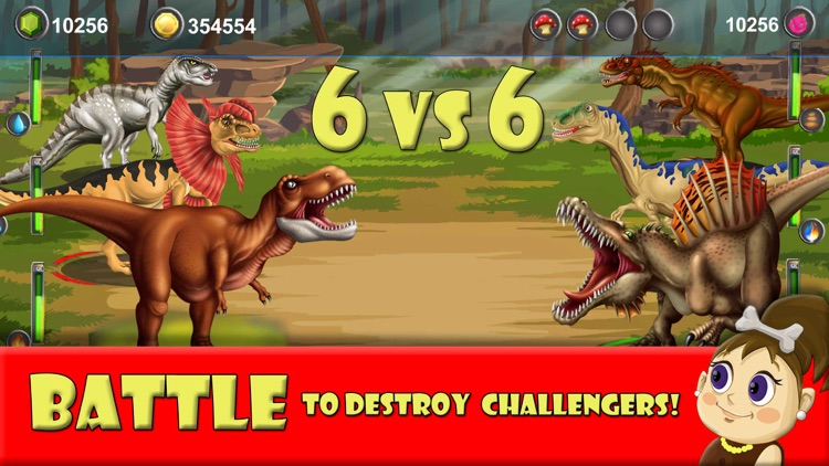 DINO WORLD -Jurassic Idle game screenshot-1