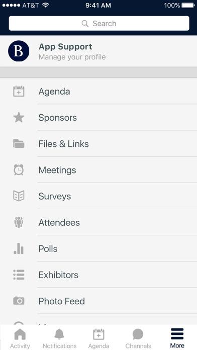 Brunswick Group Events screenshot 2