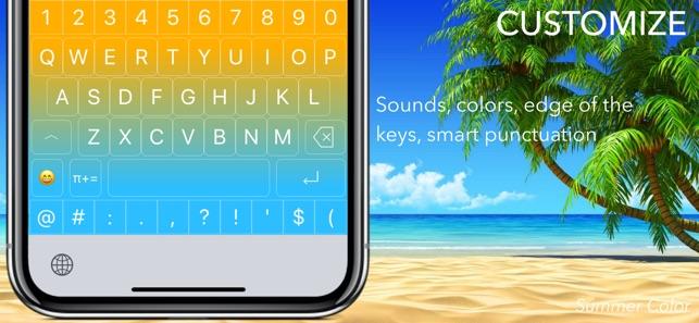 Keyboard X-Key Screenshot