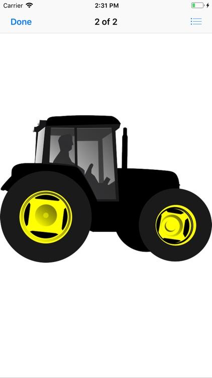 Tractor Stickers screenshot-3