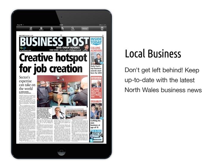 North Wales Daily Post screenshot-4