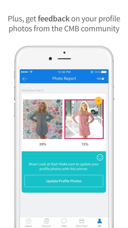 Bagel dating app