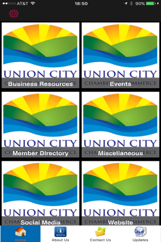 Union City Chamber of Commerce - náhled