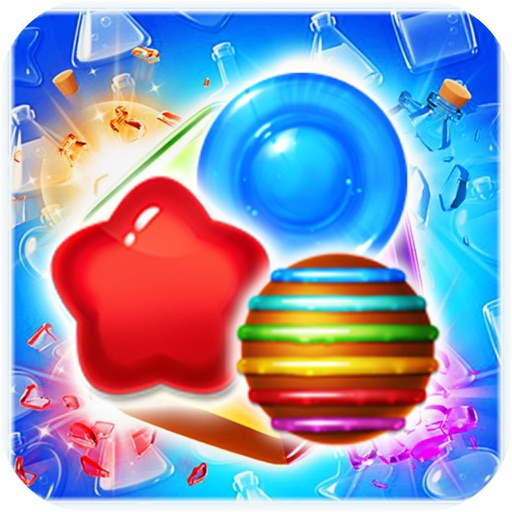 Sweet Candy Ice Land icon