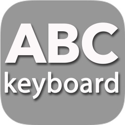 ABC Keyboard - Alphabetically Ordered Keys