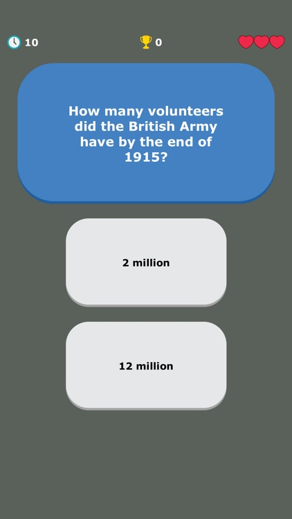 WW1 Quiz - War History Trivia screenshot-6