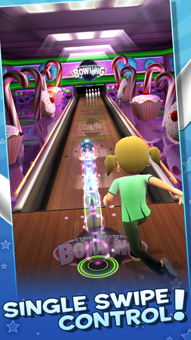 Screenshot 2 StrikeMaster Bowling