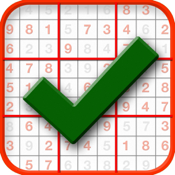 Free Sudoku Solver: Enter to Hint, Solve, Make, or Play icon