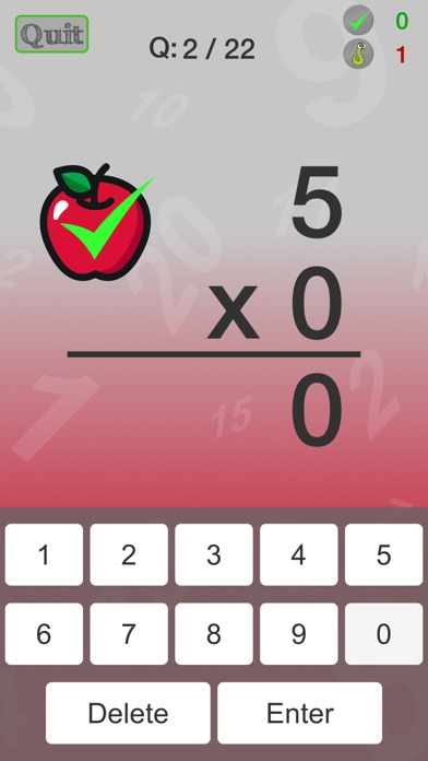 Mathlete Jr. 2 screenshot 3