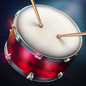Drums - real drum set games ios app