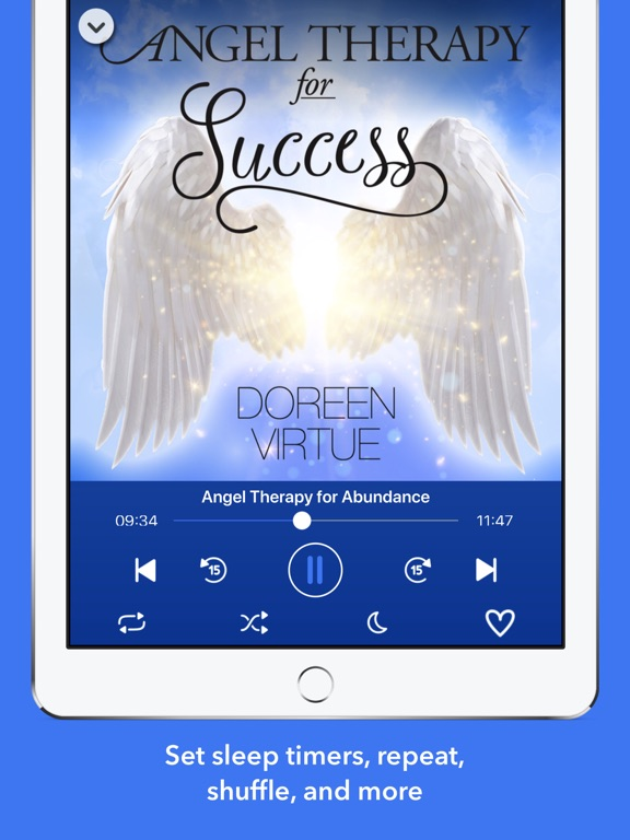 Angel Therapy for Success screenshot 7