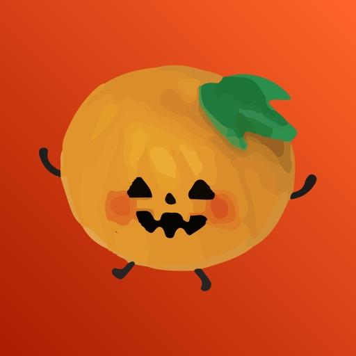 Happy Halloween Boo Emojis App