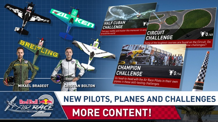 Red Bull Air Race 2 screenshot-3
