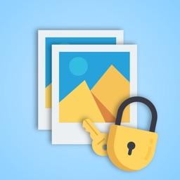 Secret Lock - Gallery Photo Lock , Album Photo Loc