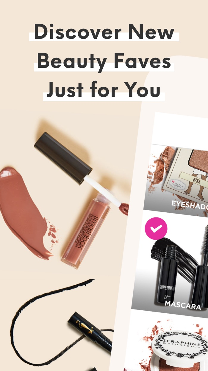ipsy - Beauty, makeup & tips Screenshot