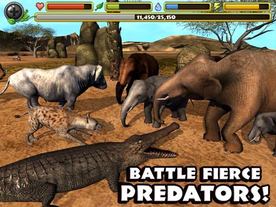 Игра Elephant Simulator