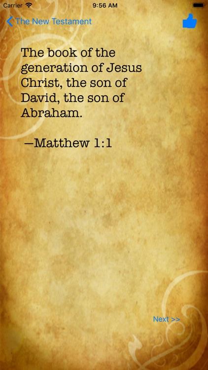 Bible Quotes screenshot-8