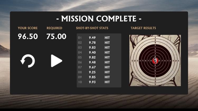 Desert Shooting FPS Simulator screenshot-3