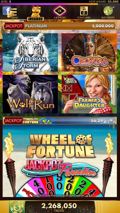 DoubleDown Fort Knox Slots Screenshot