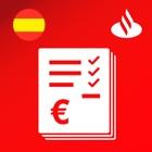 Confirming Santander icon