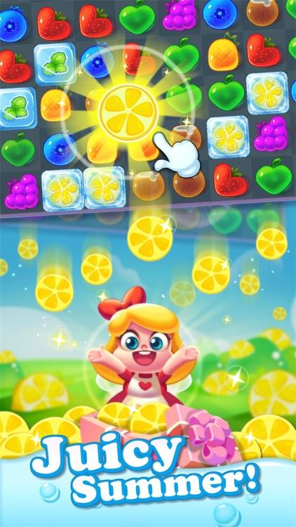 Tasty Treats - Pop Candy Blast & Match 3 Games screenshot-3