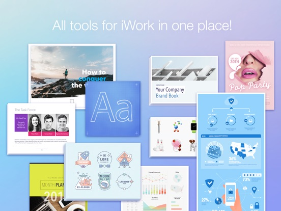 Screenshot #2 for Toolbox for iWork